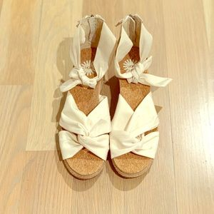 Ugg Starla Wedge Sandals
